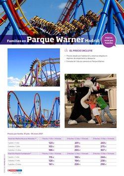 Ofertas de Parque Warner en Viajes Eroski