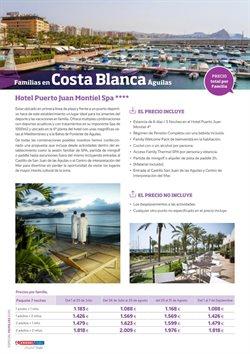 Ofertas de Costa Blanca en Viajes Eroski