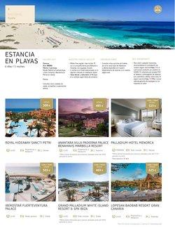 Ofertas de IBEROSTAR en el catálogo de Viajes Eroski ( Más de un mes)