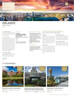 Ofertas de Disney en el catálogo de Viajes Eroski ( Más de un mes)