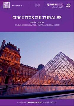 Catálogo Viajes Eroski ( Más de un mes)