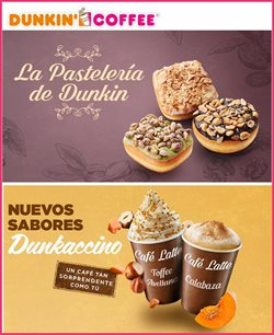 Ofertas de Dunkin Coffee  en el folleto de Barberà del Vallés