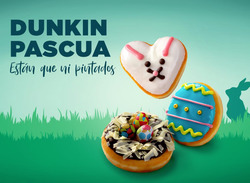 Ofertas de Dunkin Coffee  en el folleto de Barcelona
