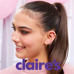 Ofertas de Claire's  en el folleto de Madrid