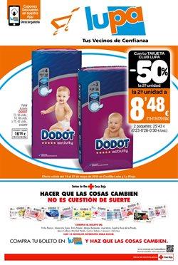 Ofertas de Supermercados Lupa  en el folleto de Ávila