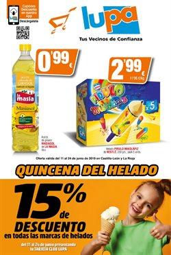Ofertas de Supermercados Lupa  en el folleto de Valladolid