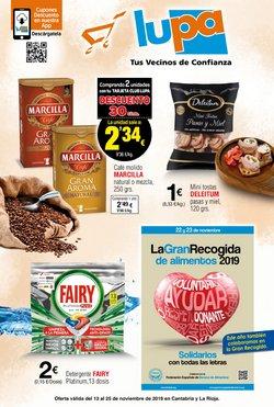 Ofertas de Supermercados Lupa  en el folleto de Barakaldo