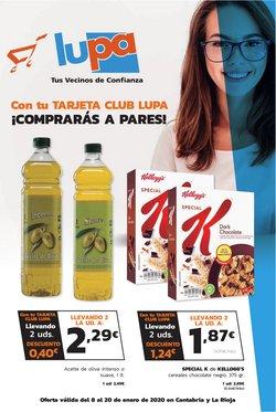 Ofertas de Supermercados Lupa  en el folleto de Portugalete
