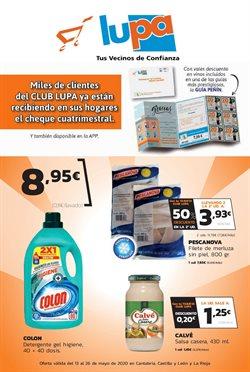 Catálogo Supermercados Lupa en Nájera ( Caduca mañana )