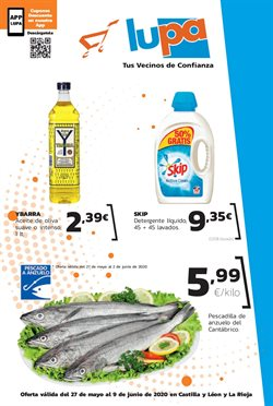 Ofertas de Skip en Supermercados Lupa