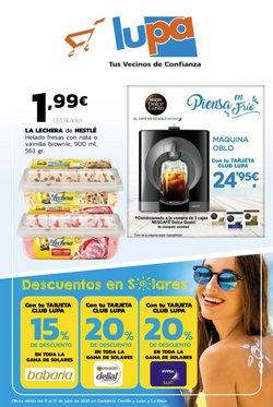 Catálogo Supermercados Lupa ( 8 días más )