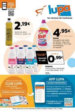 Catálogo Supermercados Lupa ( 6 días más )