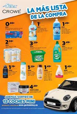 Ofertas de Detergente en cápsulas en Supermercados Lupa