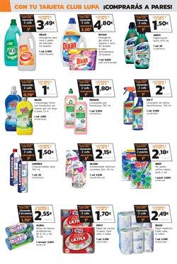 Ofertas de Limpiacristales en Supermercados Lupa