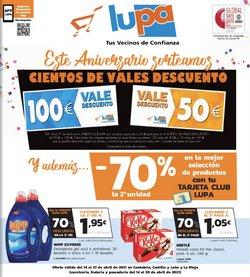 Catálogo Supermercados Lupa ( Caducado)