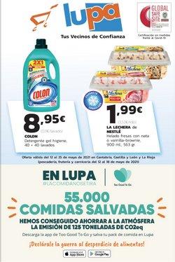 Catálogo Supermercados Lupa ( Publicado hoy)