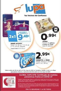 Catálogo Supermercados Lupa ( 3 días más)