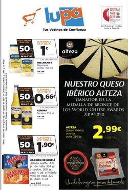 Catálogo Supermercados Lupa ( 8 días más)