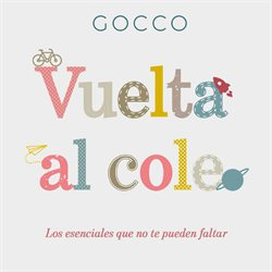 Ofertas de Gocco  en el folleto de Madrid