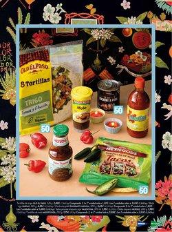 Ofertas de Mexifoods en el catálogo de Hipercor ( 10 días más)