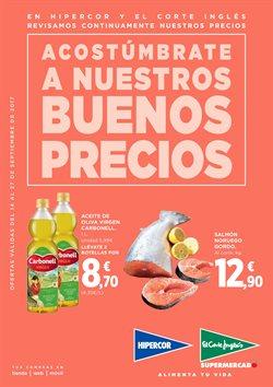 Ofertas de Hipercor  en el folleto de Sevilla