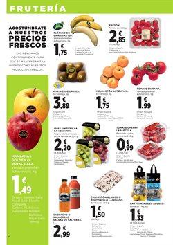 Ofertas de Gazpacho  en el folleto de Hipercor en Oviedo
