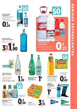 Ofertas de Zumo  en el folleto de Hipercor en Oviedo