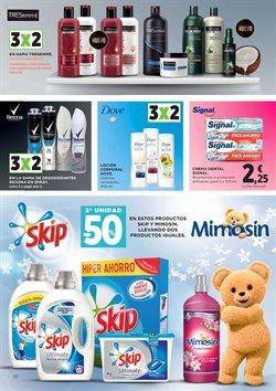 Ofertas de Desodorante  en el folleto de Hipercor en Madrid