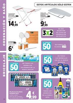 Ofertas de Philips  en el folleto de Hipercor en Madrid