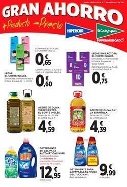 Ofertas de Hiper-Supermercados  en el folleto de Hipercor en Las Palmas de Gran Canaria