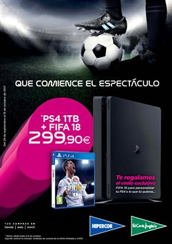 Ofertas de Informática y electrónica  en el folleto de Hipercor en Córdoba