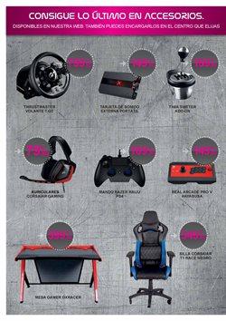 Ofertas de PlayStation  en el folleto de Hipercor en Madrid