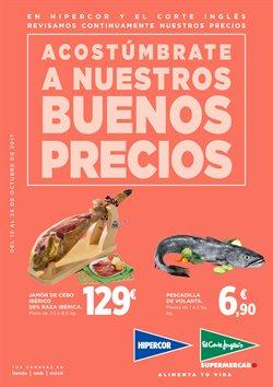 Ofertas de Hiper-Supermercados  en el folleto de Hipercor en Alcalá de Henares