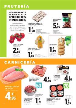 Ofertas de Patatas  en el folleto de Hipercor en A Coruña