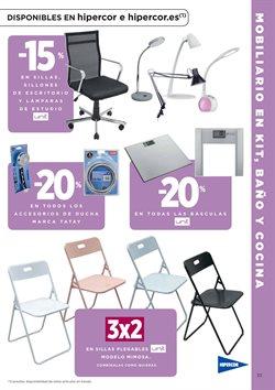 Ofertas de Muebles  en el folleto de Hipercor en Córdoba