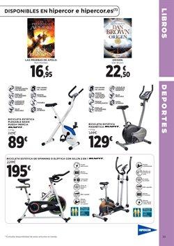 Ofertas de Crivit  en el folleto de Hipercor en Madrid