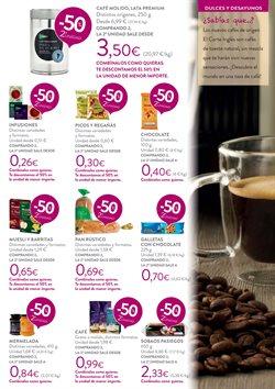Ofertas de Chocolate  en el folleto de Hipercor en Madrid