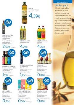 Ofertas de Aceite  en el folleto de Hipercor en Madrid