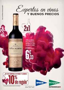 Ofertas de Hipercor  en el folleto de Oviedo