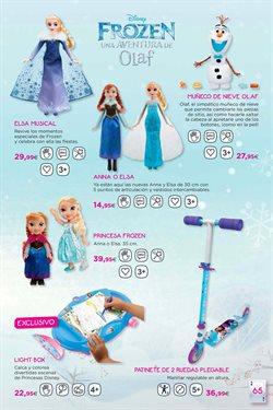 Ofertas de Frozen  en el folleto de Hipercor en Madrid