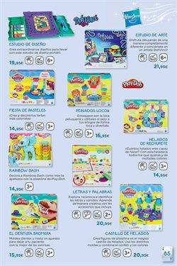 Ofertas de Hasbro  en el folleto de Hipercor en Madrid