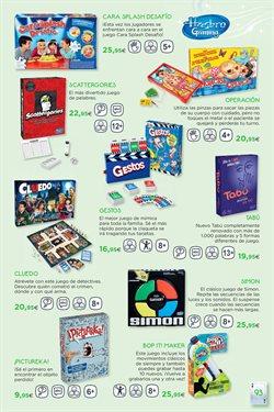 Ofertas de Juegos  en el folleto de Hipercor en Madrid