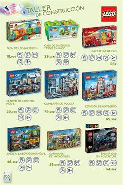 Ofertas de Juegos LEGO  en el folleto de Hipercor en Madrid