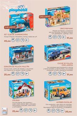 Ofertas de Playmobil  en el folleto de Hipercor en Madrid