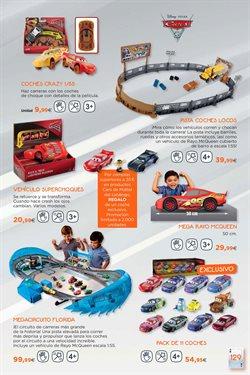Ofertas de Cars  en el folleto de Hipercor en Madrid