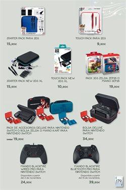 Ofertas de Nintendo  en el folleto de Hipercor en Córdoba