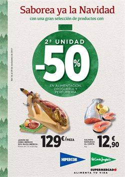 Ofertas de Temporada  en el folleto de Hipercor en Sevilla