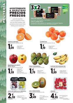 Ofertas de Kiwis  en el folleto de Hipercor en Madrid