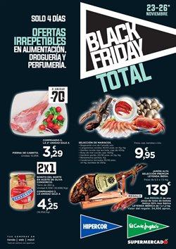 Ofertas de Temporada  en el folleto de Hipercor en Valladolid