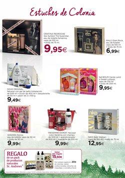 Ofertas de Champú  en el folleto de Hipercor en Ferrol